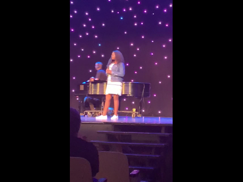 13 year old Indya Joiner singing Natural Woman