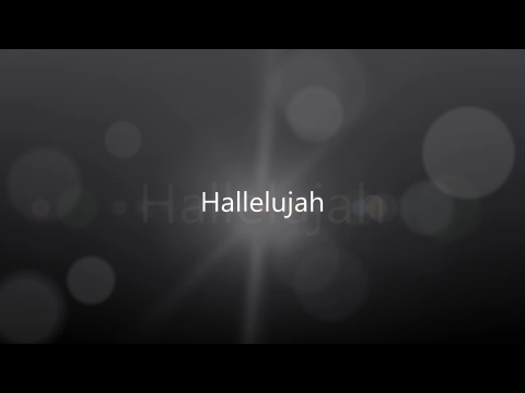Hallelujah cover performed and directed by Amanda Marie