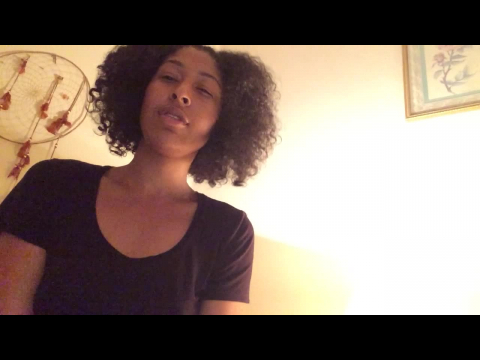 One In A Million ~ Aaliyah (cover)