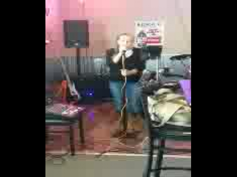 "Brianna's Performance of ""Yeah Boy"" at a local Restaurant"