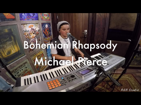Bohemian Rhapsody Cover - Michael Pierce  PianoMan11*