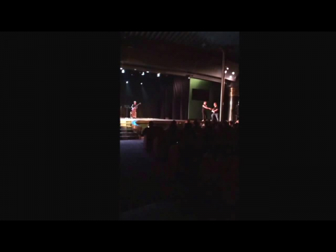 Use Somebody by Kings Of Leon (Talent Show Winner)