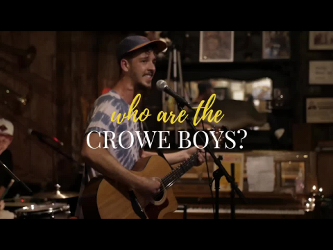 Who Are The Crowe Boys