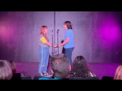 """The New World (solo from the """"Off The Playground"""" off-Broadway showcase)"""