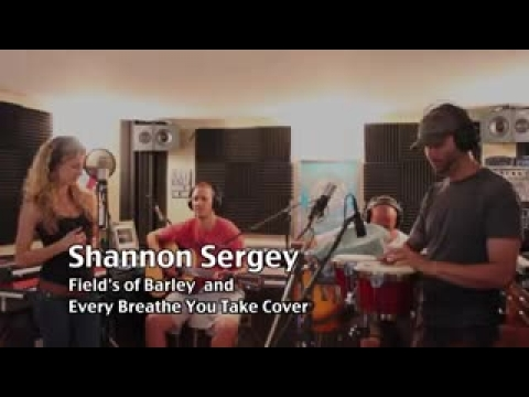 Fields of Barley- Every Breath You Take Cover- Live Recording at Silverbox Music Studio